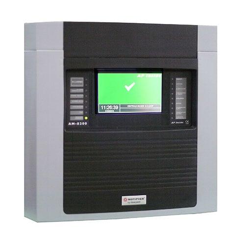 Centrales analógicas AM-8200